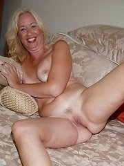 Real MILFs and amateur wives