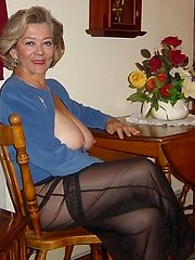 dirty granny loving her holes jammed