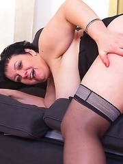 This big mama loves her toy boy hard and long